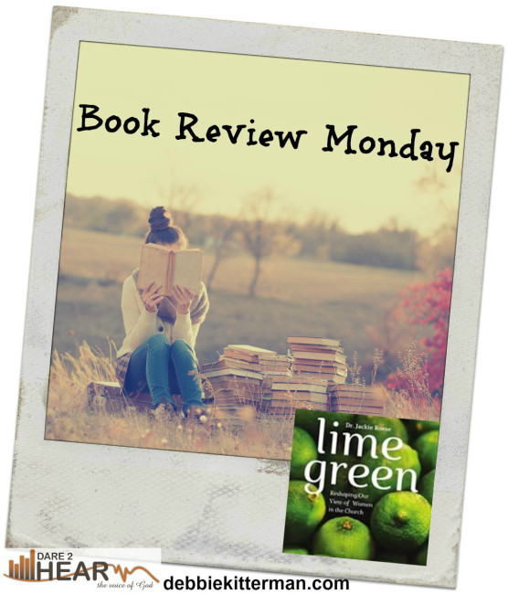 Book Review Monday: Lime Green-Reshaping Our View of Women In the Church