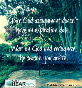 Your God Assignment