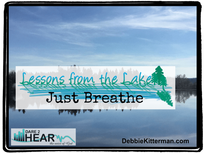 Just Breathe Vlog #19 Lessons from the Lake