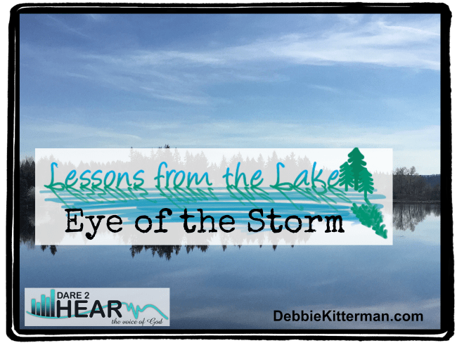 Eye of the Storm Vlog #21 Lessons from the Lake