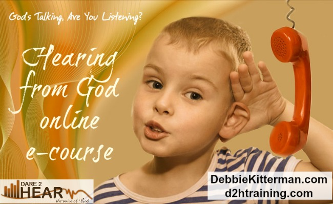 New Hearing from God online e-course
