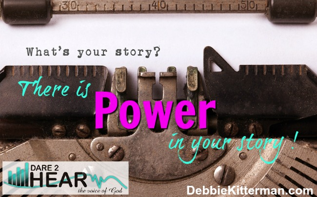 The Power of Your Story & Special Announcements