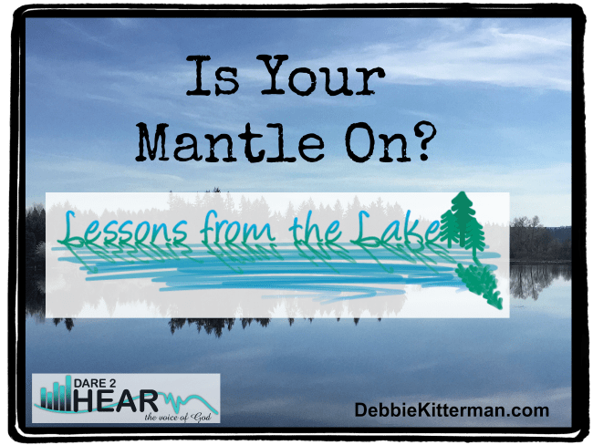 Is Your Mantle On? VLog #28 Lessons from the Lake
