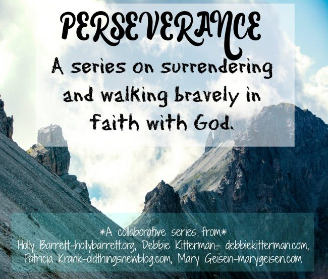Perseverance in Recovery – Lessons from the Lake