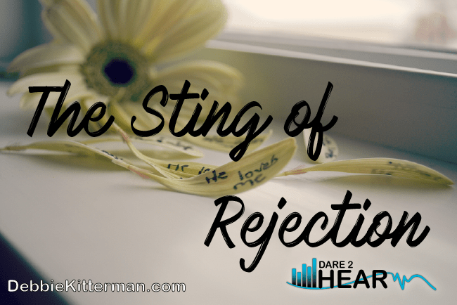 The Sting of Rejection: Perseverance Series Part 4