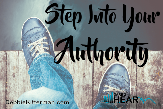 Step Into Your Authority Tune In Thursday #15