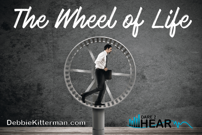 The Wheel of Life & Tune In Thursday #31
