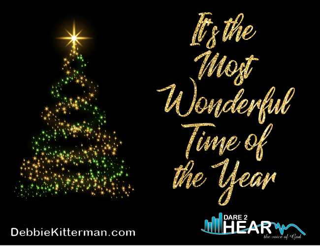 The most wonderful time of the year & Tune In Thursday  # 40