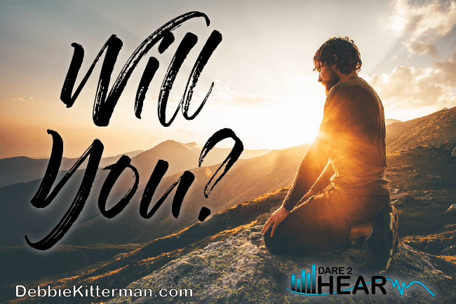 Will You ? & Tune In Thursday #55