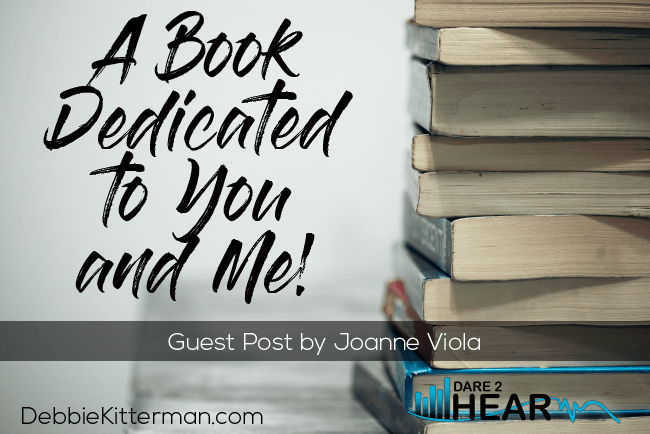 Dedicated to You & Me + Tune In Thursday #75 Guest: Joanne Viola