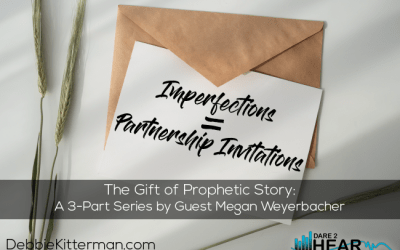 Imperfections = Partnership Invitations + Tune In Thursday #133 Guest: Meghan Weyerbacher