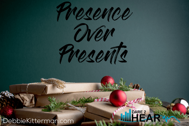 Presence over Presents + Tune In Thursday #140