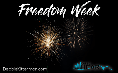 Freedom Week + Tune In Thursday Link Up #167