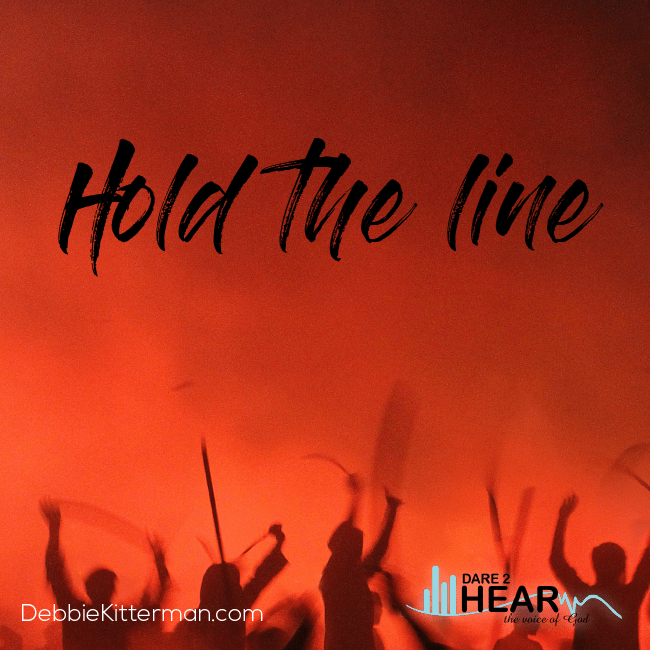 Hold the Line + Tune In Thursday #183