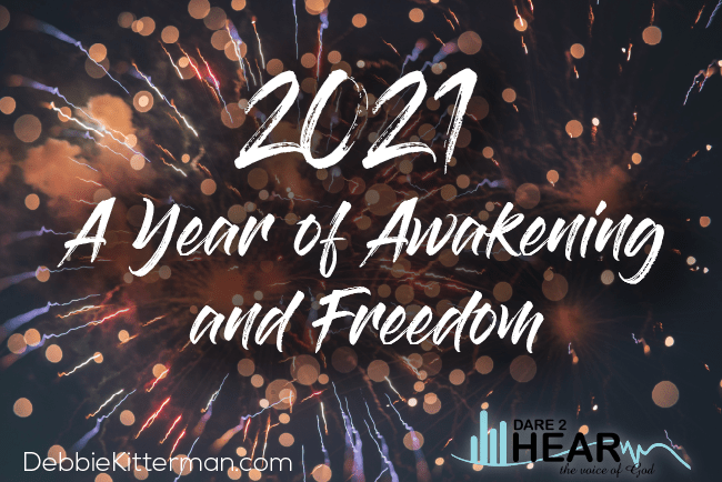 Word for 2021 ~ A Year of Awakening & Freedom + Tune In Thursday #192