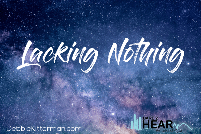 Lacking Nothing: Being a Psalm 23 Person + Tune In Thursday #202