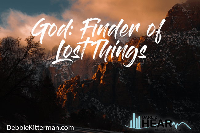 God: Finder of Lost Things + Tune In Thursday #214