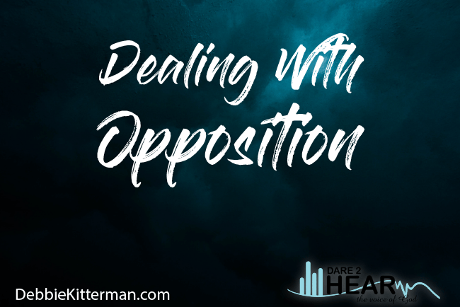 Dealing with Opposition + Tune In Thursday #213