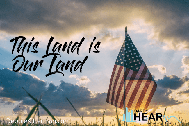 This Land is Our Land  + Tune In Thursday #215