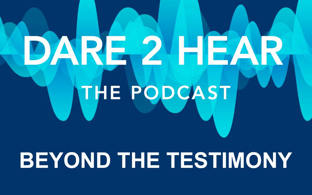Beyond the Testimony Episode #118