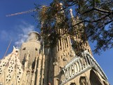 Glimpses of the Sagrada