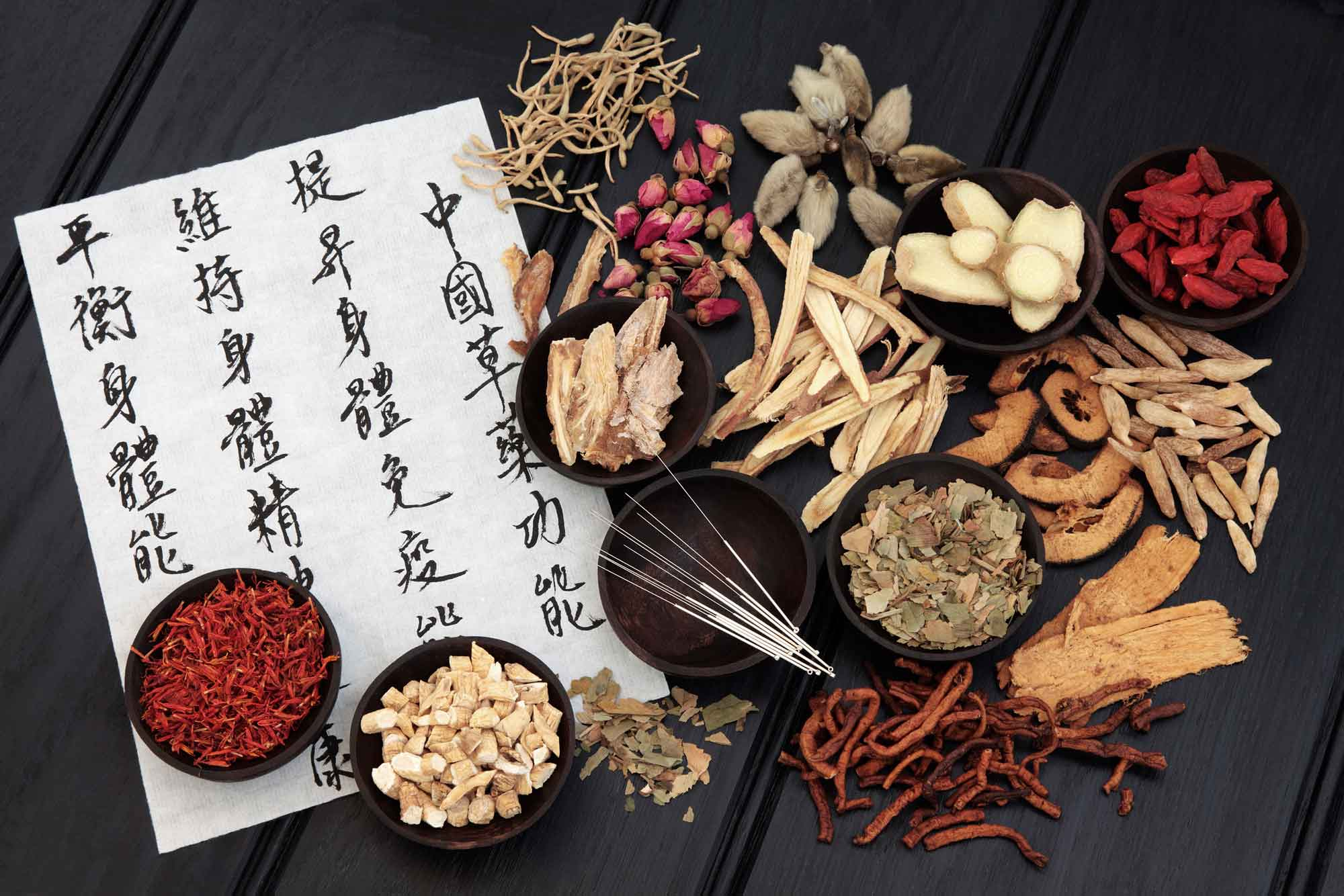 chinese herbal medicine First a little note about traditional chinese medicine: it's not like western medicine it's 5000 years old and is based on healing holistically through modalities such as herbal therapies, acupuncture, diet, and exercise it fits a lot better than western medicine with my view on how we should be treating our diseases, but it still.