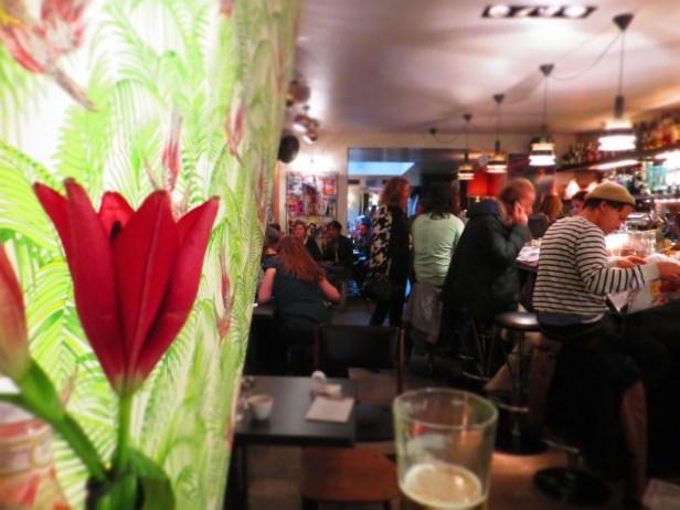 Finch bar, Amsterdam