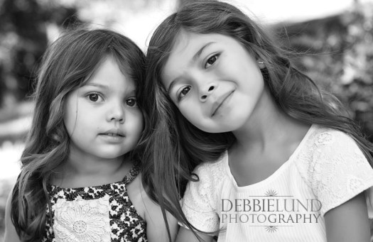Kids portraits in Fullerton