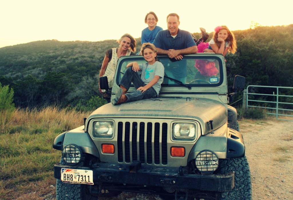 Debbie McDaniel Family