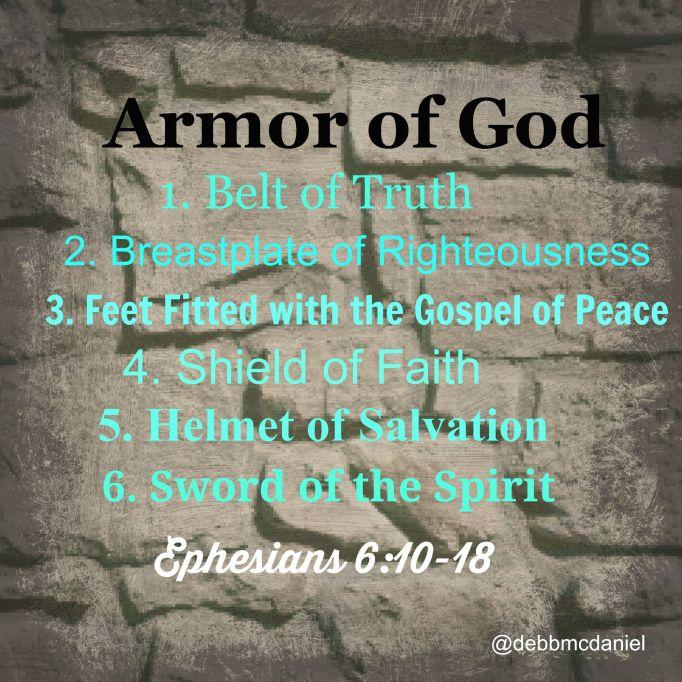 armor of God 3