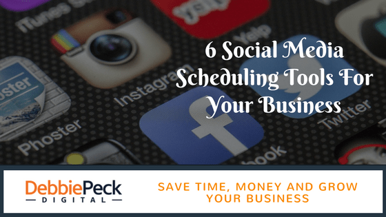 6 Social Media Scheduling Tools for Your Business
