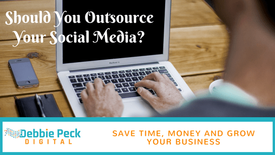 Should You Outsource Your Social Media?