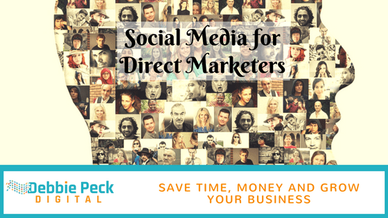 Social Media for Direct Marketers