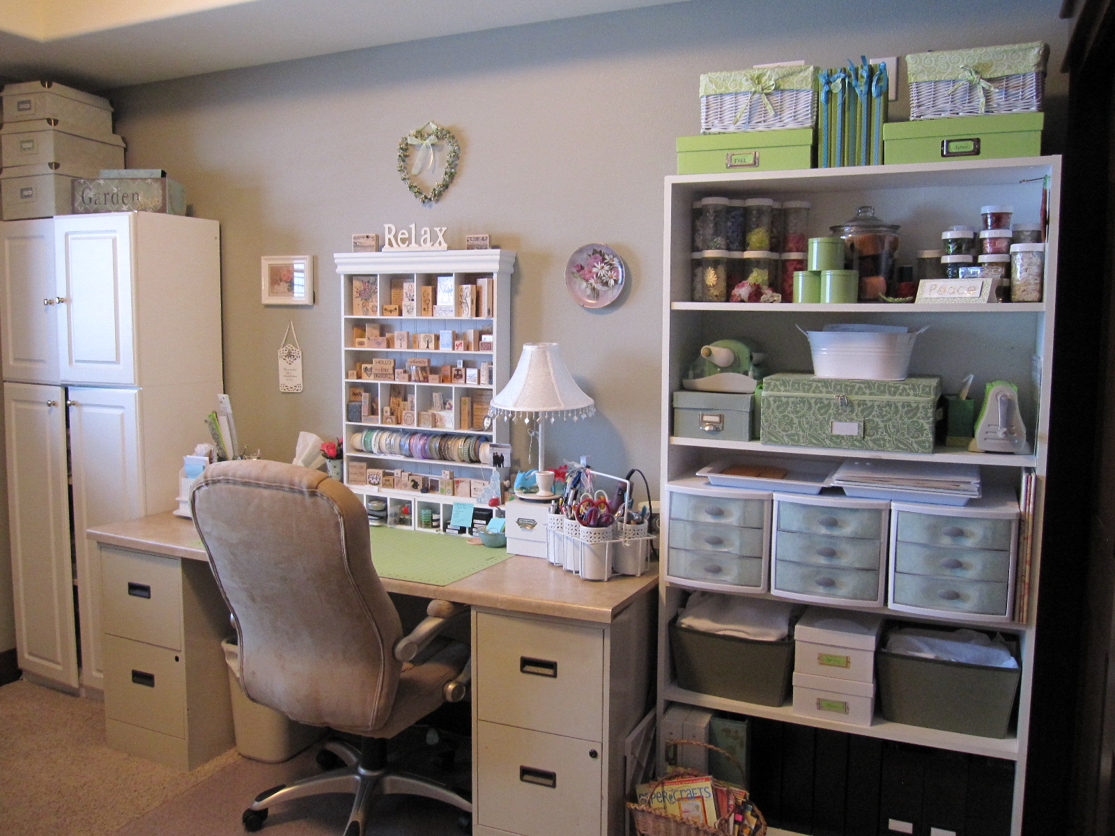 ideas for craft room chairs allsteel task chair scrapbook furniture joy studio design gallery
