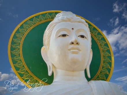 Weekly Photo Challenge - Monument 3 (Doi In Cee Buddha's head)