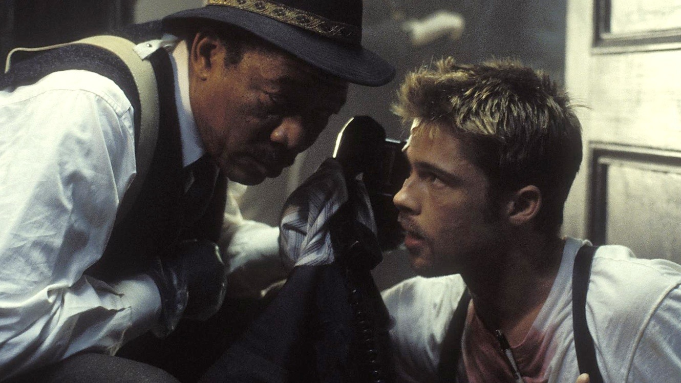 My Review of 'Se7en' (1995) | I Found it at the Movies