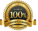 100% Satisfaction Guaranteed on every Painting