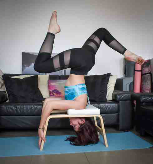 FeetUp Trainer - Headstand