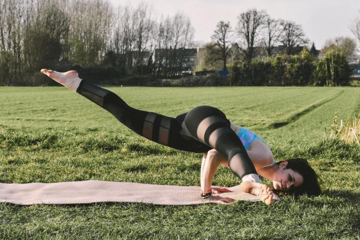 Hoe Yoga mijn leven veranderde
