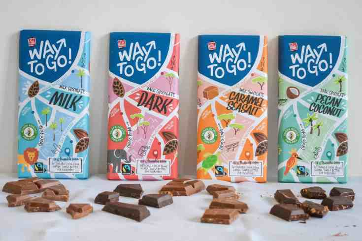 Review: Lidl Way To Go Chocolade