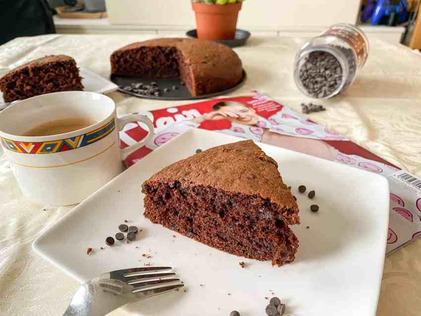 Chocolate Cake - Debbythechocoholic