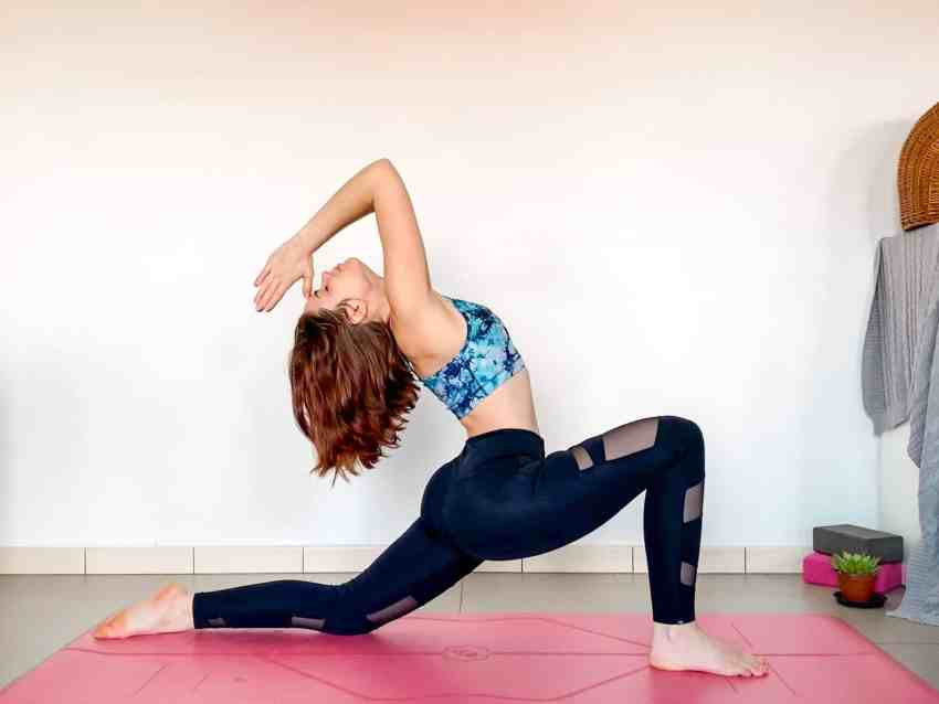 Start to Yoga - Zen With Debby - Low Lunge