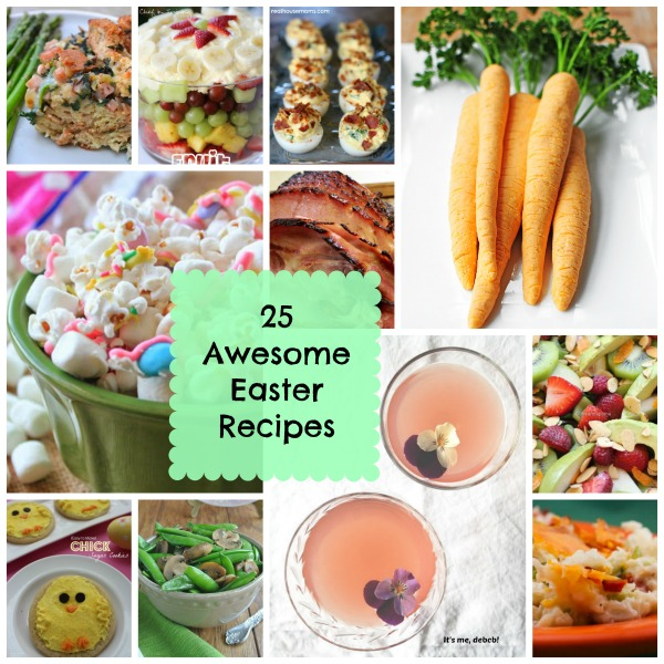 25 Awesome Easter Recipes