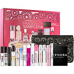 Sephora Fragrance Sampler