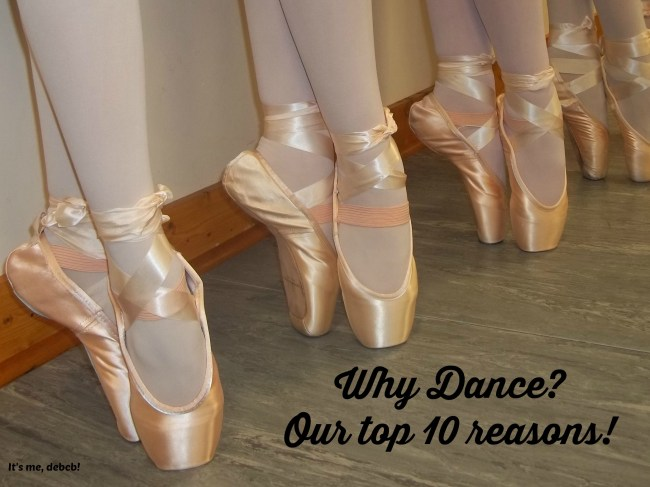 Why dance? Our top 10 reasons!