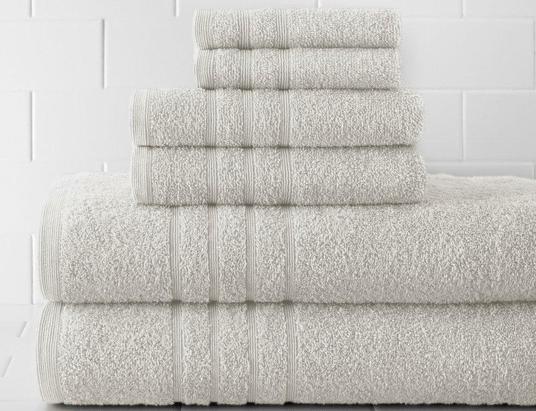 Egyptian Cotton Towel Set