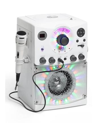 Karaoke System with Lights