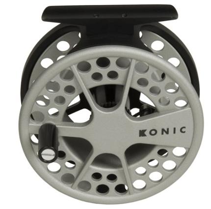 Lamson Konic fly fishing Reel