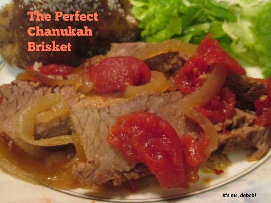 The perfect Chanukah Brisket