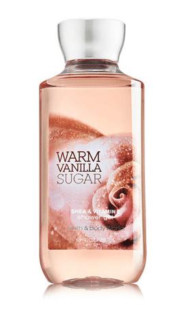 Warm Vanilla Sugar Shower Gel